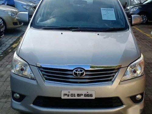 Used 2012 Toyota Innova MT for sale in Pondicherry