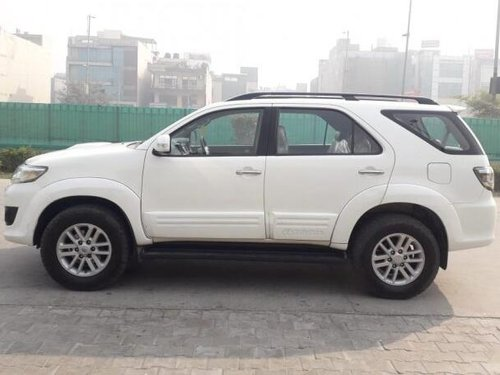 Used 2013 Toyota Fortuner AT for sale in New Delhi