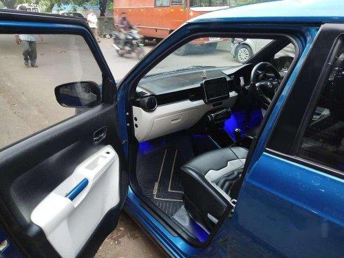 Maruti Suzuki Ignis 1.2 Alpha, 2017 MT for sale in Chennai