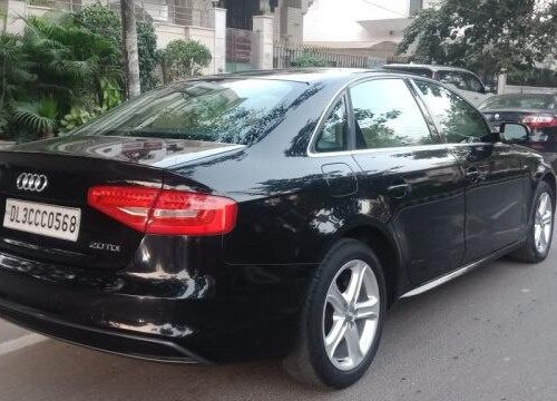 Used Audi A4 2013 AT for sale in New Delhi