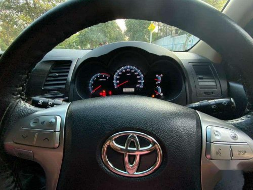 Used Toyota Fortuner 2016 MT for sale in Ludhiana