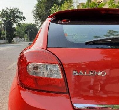 Used Maruti Suzuki Baleno 2017 AT for sale in Ahmedabad