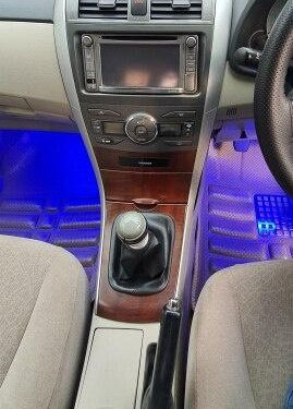 Used Toyota Corolla Altis 2012 MT for sale in Ghaziabad