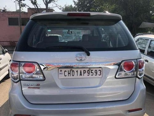 Used 2012 Toyota Fortuner AT for sale in Chandigarh