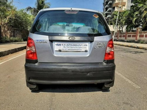 Used Hyundai Santro Xing XL CNG 2005 MT for sale in Mumbai