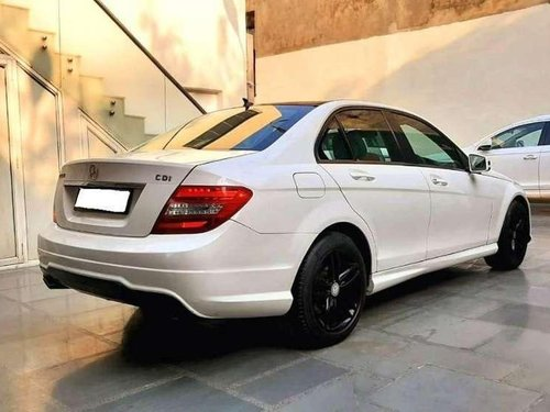Used Mercedes Benz C-Class 220 2013 AT for sale in Gurgaon