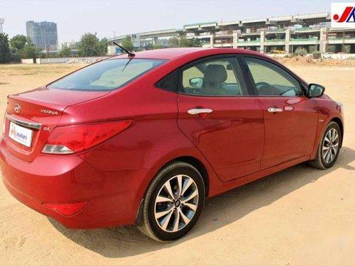 Hyundai Verna CRDi 1.6 SX Option 2015 AT in Ahmedabad