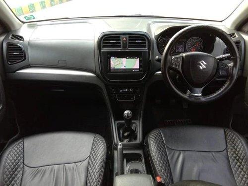 Used Maruti Suzuki Vitara Brezza ZDi Plus 2017 MT in Agra