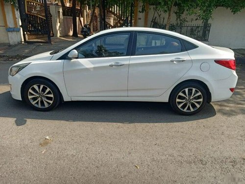 Used Hyundai Verna 1.6 SX 2015 MT for sale in Surat