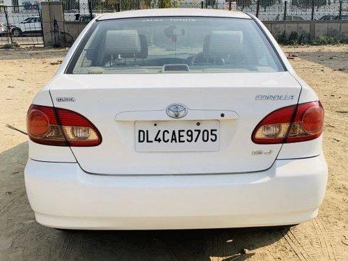 Used 2008 Toyota Corolla MT for sale in New Delhi