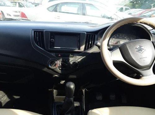 2016 Maruti Suzuki Baleno Sigma MT in Hyderabad