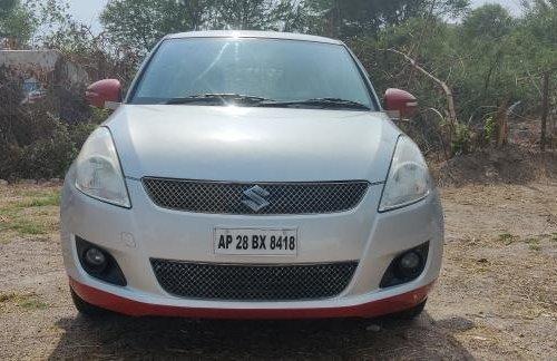 Maruti Suzuki Swift VXI 2013 MT in Hyderabad