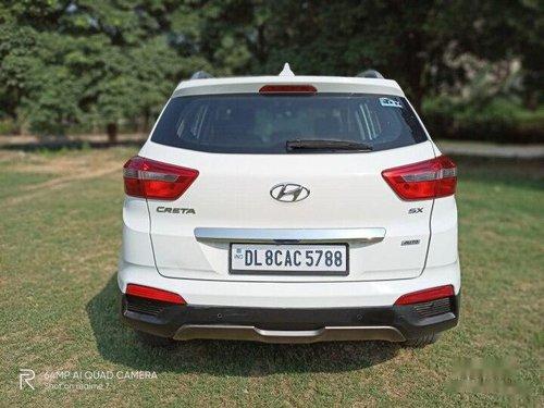 2016 Hyundai Creta 1.6 VTVT AT SX Plus in New Delhi