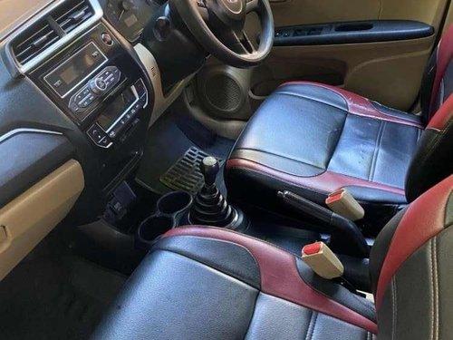 2016 Honda Amaze S i-DTEC MT in Hyderabad