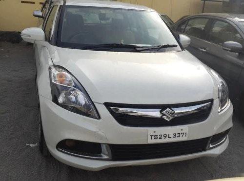 Used 2016 Maruti Suzuki Swift Dzire MT for sale in Hyderabad