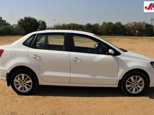 2017  Volkswagen Ameo 1.2 MPI Highline MT in Ahmedabad