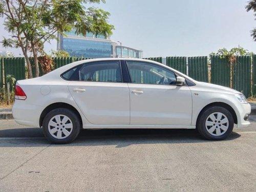 2012 Volkswagen Vento Petrol Comfortline MT in Mumbai