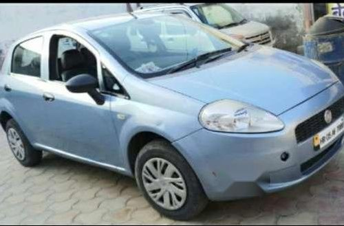 Fiat Grand Punto Active 1.2, 2012, Diesel MT in Ambala
