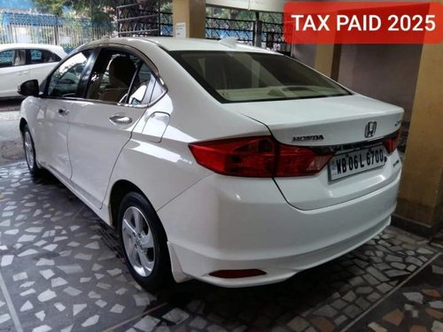 Used Honda City 1.5 V MT 2015 MT for sale in Kolkata