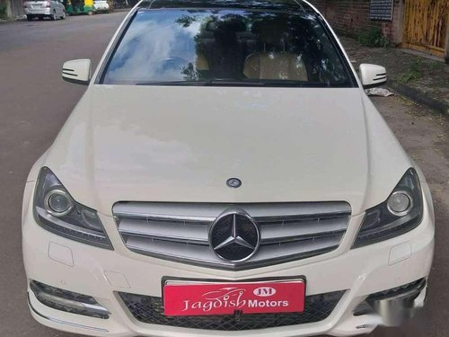 Mercedes Benz C-Class 2012 AT in Ahmedabad
