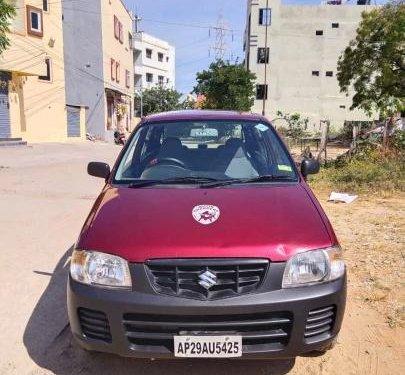 Maruti Alto LXi 2012 MT for sale in Hyderabad