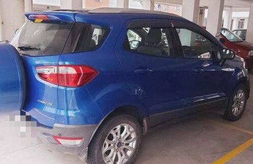 Used Ford EcoSport 1.5 Ti VCT AT Titanium 2015 AT in Chennai