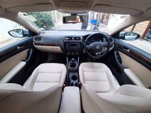 2014 Volkswagen Jetta 2.0 TDI Comfortline MT in Bangalore