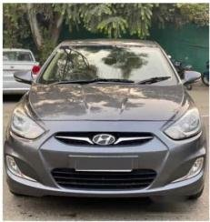 2011 Hyundai Verna 1.6 SX VTVT MT in New Delhi