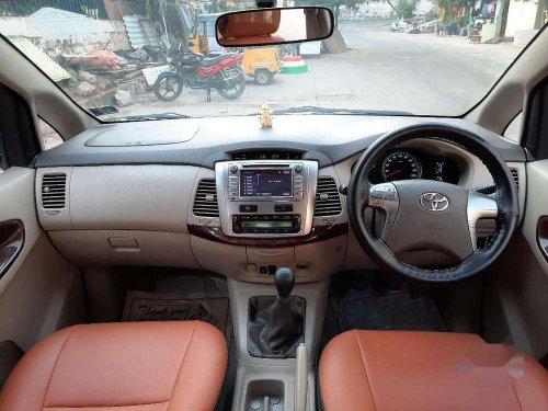 Toyota Innova 2.5 V 7 STR, 2014 MT for sale in Hyderabad
