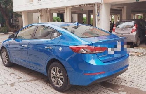 Used 2019 Hyundai Elantra MT for sale in Chennai -9