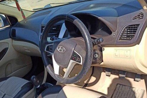 Hyundai Verna 1.6 SX 2012 MT for sale in Ahmedabad