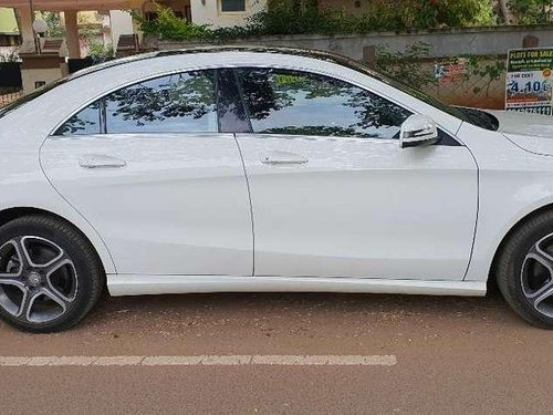 Used 2016 Mercedes Benz CLA 200 CDI Sport AT in Coimbatore