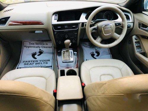 Used 2012 Audi A4 35 TDI Premium AT in Ahmedabad