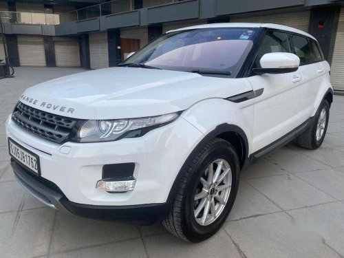 Used 2012 Land Rover Range Rover Evoque AT in Surat