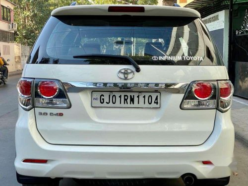 2015 Toyota Fortuner 4x2 Manual MT in Ahmedabad