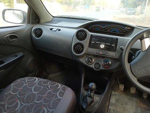 2018 Toyota Platinum Etios 1.4 VD MT for sale in Ahmedabad