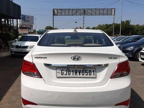 Hyundai Verna CRDi 1.6 SX Option, 2016, Diesel MT in Rajkot-0