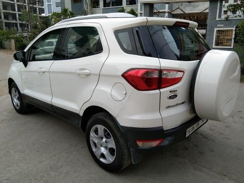 Used Ford EcoSport 2016 MT for sale in Hyderabad
