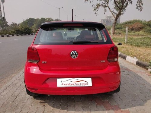 Volkswagen Polo GT TSI 2015 AT for sale in Ahmedabad