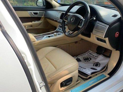 Used 2015 Jaguar XF 2.2 Litre Luxury AT in New Delhi