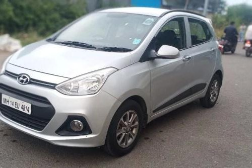 2015 Hyundai i10 Asta MT for sale in Pune