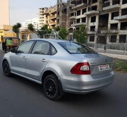 2014 Skoda Rapid 1.5 TDI AT Elegance in Pune