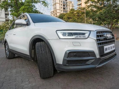 2018 Audi Q3 35 TDI Quattro Technology AT in Mumbai