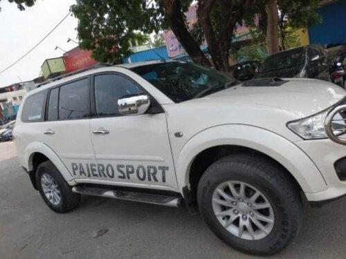 2016 Mitsubishi Pajero Sport Sport 4X2 AT in Chennai