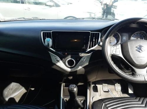 Used 2017 Maruti Suzuki Baleno Alpha MT in Hyderabad