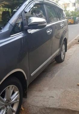 2016 Toyota Innova Crysta 2.8 GX AT in Bangalore