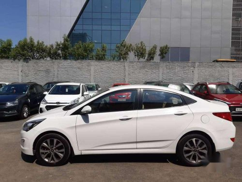 Hyundai Verna CRDi 1.6 SX Option, 2016, Diesel MT in Rajkot-10