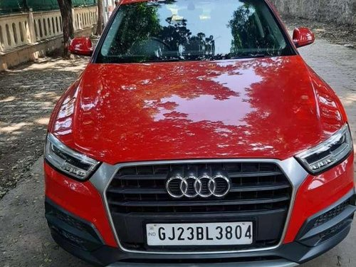 Used 2017 Audi Q3 AT for sale in Ahmedabad