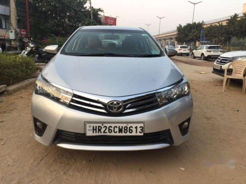Used 2016 Toyota Corolla Altis AT for sale in Gurgaon