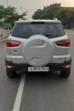 Used Ford EcoSport 1.5 Diesel Titanium 2015 MT in Surat